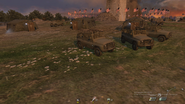 Cod mw 2 UAZ3151 without roof Parked Of Their Own Accord