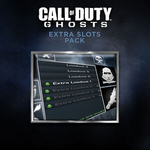Extra Slots Pack CoDG