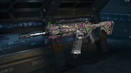 ICR-1 Gunsmith Model Contrast Camouflage BO3
