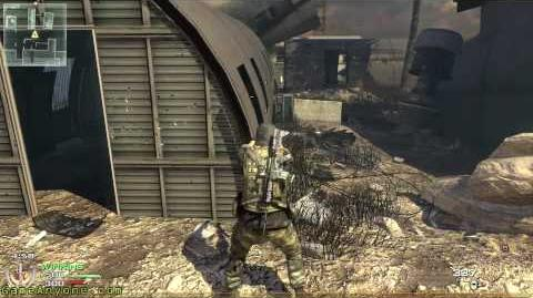 MW2 - 3rd Person Cage Match *1080p*