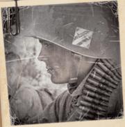 Ronald Red Daniels CoDWWII