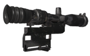 SVU scope model CoDG
