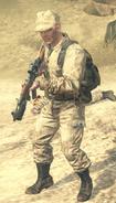 Soviet Soldier BOII