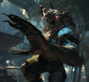 Werewolf DOTN BO4