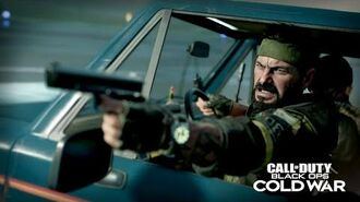 'Nowhere Left to Run' Teaser - Call of Duty® Black Ops Cold War