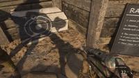 Стрельбище WWII мишень гражданский