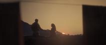 Alex talking with Farah in Sundown cinematic Modern Warfare