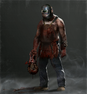 Slasher ConceptArt RaveInTheRedwoods Zombies IW