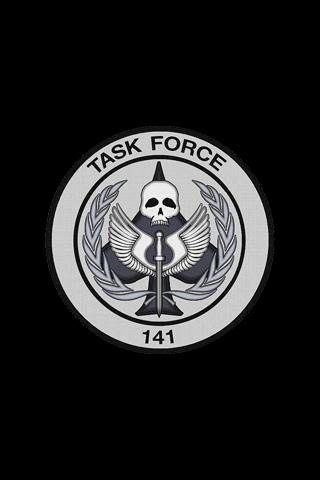 Task Force 141 Emblem