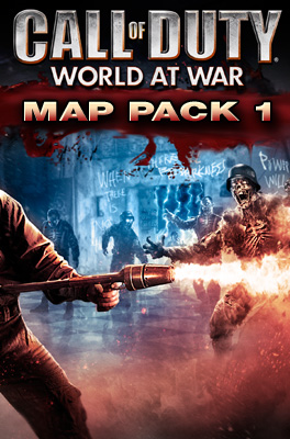 КоД 5 Map Pack 1