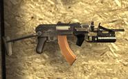 AK-74u Grenade Launcher F.N.G. COD4
