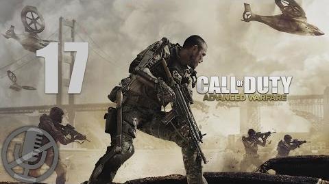 Call of Duty Advanced Warfare Прохождение На Русском Часть 17 — Полный газ
