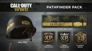 Pathfinder Pack Promo WWII