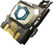 Blast Shield Model IW