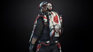 Japan Exoskeleton Pack AW