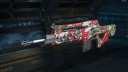 M8A7 Gunsmith Model Policia Camouflage BO3