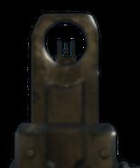 MG36 Iron Sights MW3