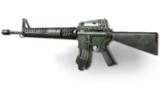 M16A4 menu icon MW3