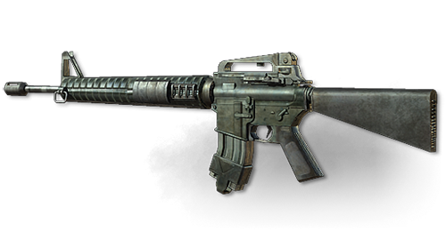 M16a4 Call Of Duty Wiki Fandom Powered By Wikia