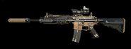 M4A1 Carbine Pre Alpha HUD CODM