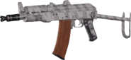 AK-74u Winter Tiger MWR