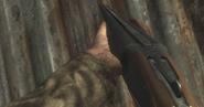 Double Barreled Shotgun Grip WaW