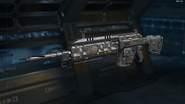 Man-O-War Gunsmith Model Black Ops III Camouflage BO3