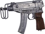 Skorpion Blue Tiger MWR