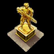 Statue Harper menu icon CoDH