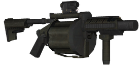 War Machine model BOII
