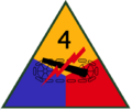 American 4th Armored Division Insignia.png