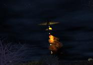 C-47flames