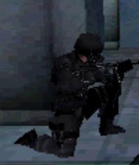 Munsey kneeling CoD4 DS