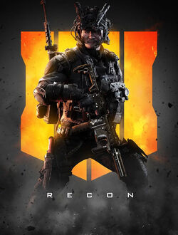 Recon Artwork BO4