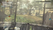 Riot Shield First Person CoDG