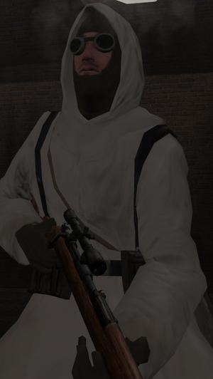 Немецкий снайпер