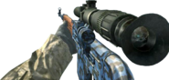 Dragunov Blue Tiger CoD4