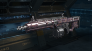 Haymaker 12 Gunsmith Model Burnt Camouflage BO3