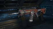 ICR-1 Gunsmith Model Inferno Camouflage BO3