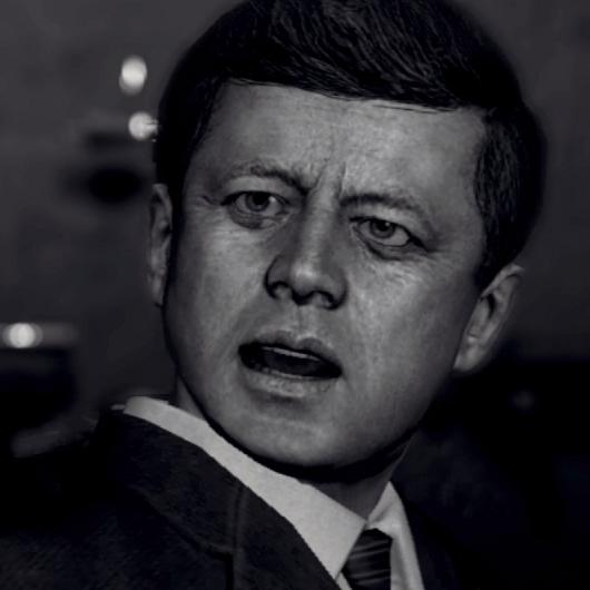 Jfk bo kennedy in five