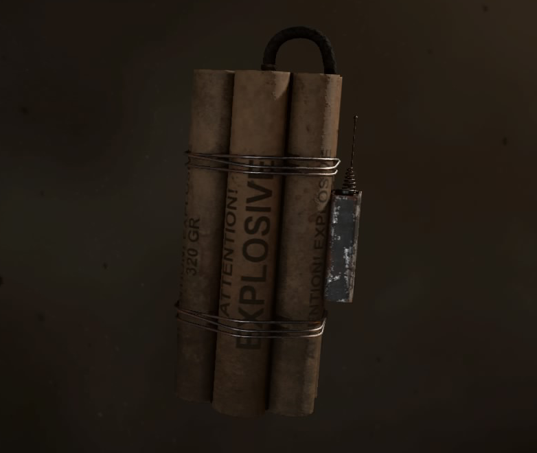 Satchel Charge menu icon WWII