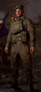Britsh Commando Uniform WWII