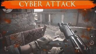 Cod Modern Warfare - Cyber Attack gameplay. Victory, (no commentary)