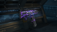 L-CAR 9 Gunsmith Model Dark Matter Camouflage BO3