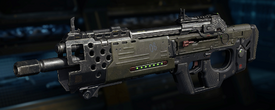 LV8 Basilisk Gunsmith model BO3
