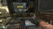 Вид на бомбу в БО2