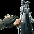 AK74u reload CoD4