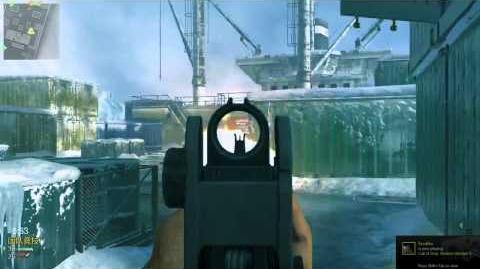 Call of Duty Online Beta Frozen Wet Work - Gameplay!-0