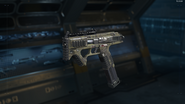 L-CAR 9 Gunsmith Model Stealth Camouflage BO3