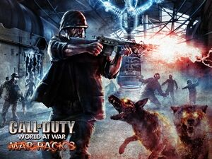 КоД 5 Map Pack 3